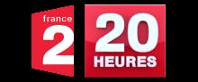 Gamping au 20h de France 2